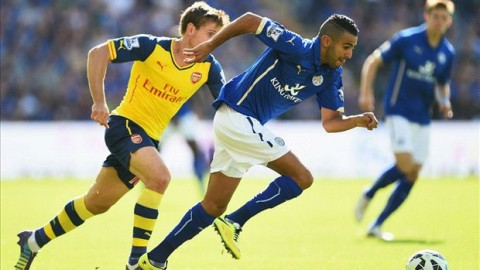 Leicester City 1-1 Arsenal: A Brilliant Performance By Leicester