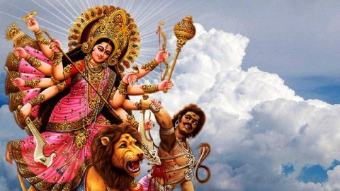 Happy Ghatasthapana Navratri 2014 HD Images, Wallpapers For Whatsapp, Facebook