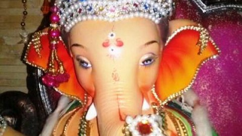 Ganpati Bappa Morya Pictures, Images & Photos | Anant Chaturdashi 2014