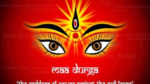 Navratri SMS: Text SMS for Navaratri in Hindi & English for Facebook, WhatsApp
