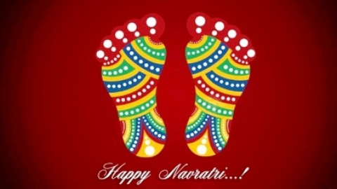 Navratri Observed Across India on 25 September 2014 – Wishes