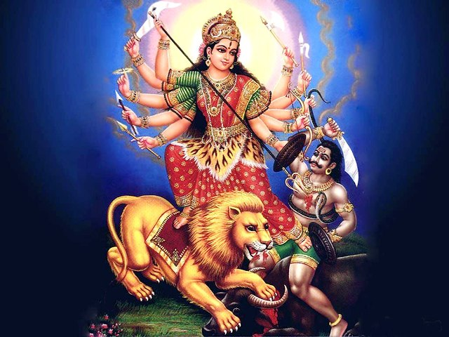 Top 3 Awesome Happy Durga Ashtami 2014 Images, Pictures, Photos, Wallpapers