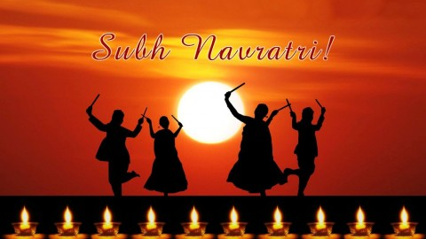 Happy Sharad Navratri 25 September 2014 HD Images, Pictures, Greetings, Wallpapers Free Download