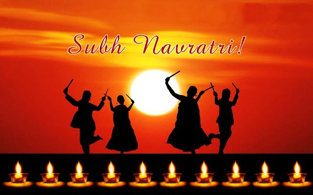 Navratri 2014 Facebook Photos, WhatsApp Images, HD Wallpapers, Pictures