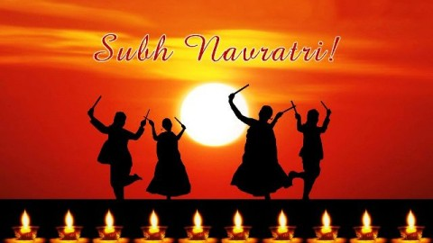 Navratri SMS In English, Navratri Text Messages 2014