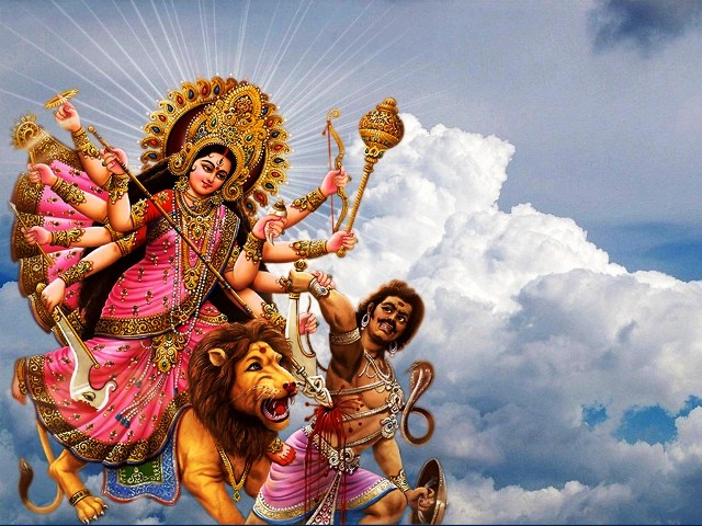 Durga Ashtami 2014 Facebook Photos, WhatsApp Images, HD Wallpapers, Pictures