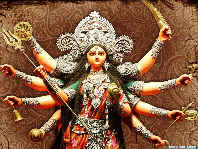 2014 Maha Ashtami Facebook Greetings, WhatsApp Messages, Status, SMS