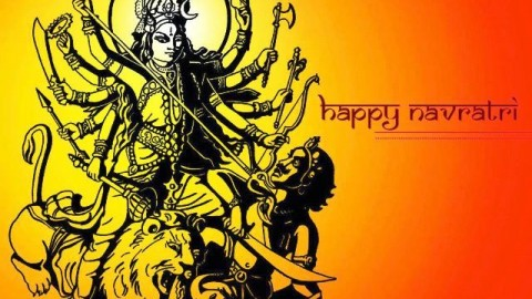 Durga Ashtami 2014 Facebook Greetings, WhatsApp HD Images, Wallpapers