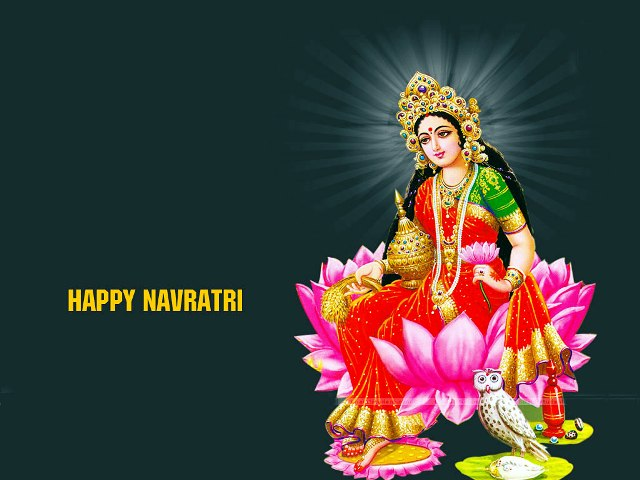 Happy Durga Ashtami 2014 Advance Wishes, SMS, Messages For Twitter