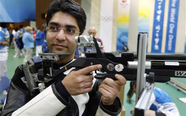 Abhinav Bindra 2014 HD Images, Wallpapers Free Download