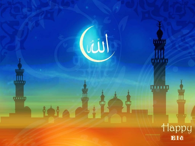 Happy Baqr'Eid 2014 HD Images, Greetings, Wallpapers Free Download
