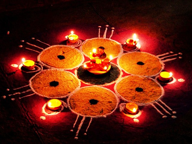 Happy Diwali 2014 Wallpapers, Images, Wishes For Pinterest, Instagram, Flickr