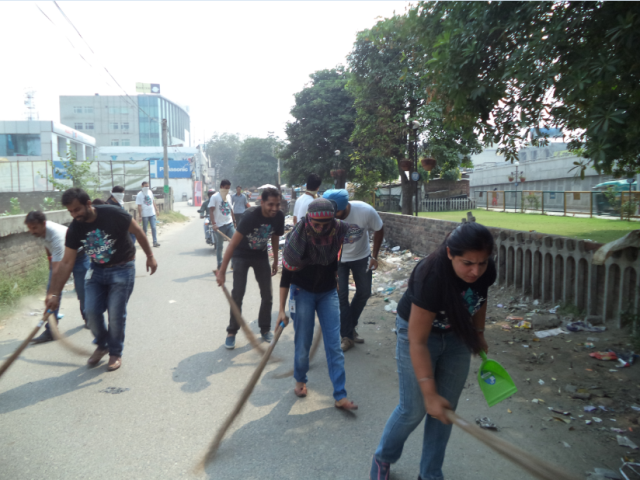 Clean India Campaign 08