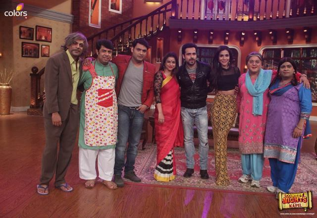 Comedy Nights With Kapil 07