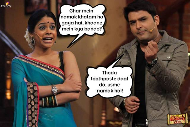 Comedy Nights With Kapil HD Images, Pictures, Wallpapers Free Download