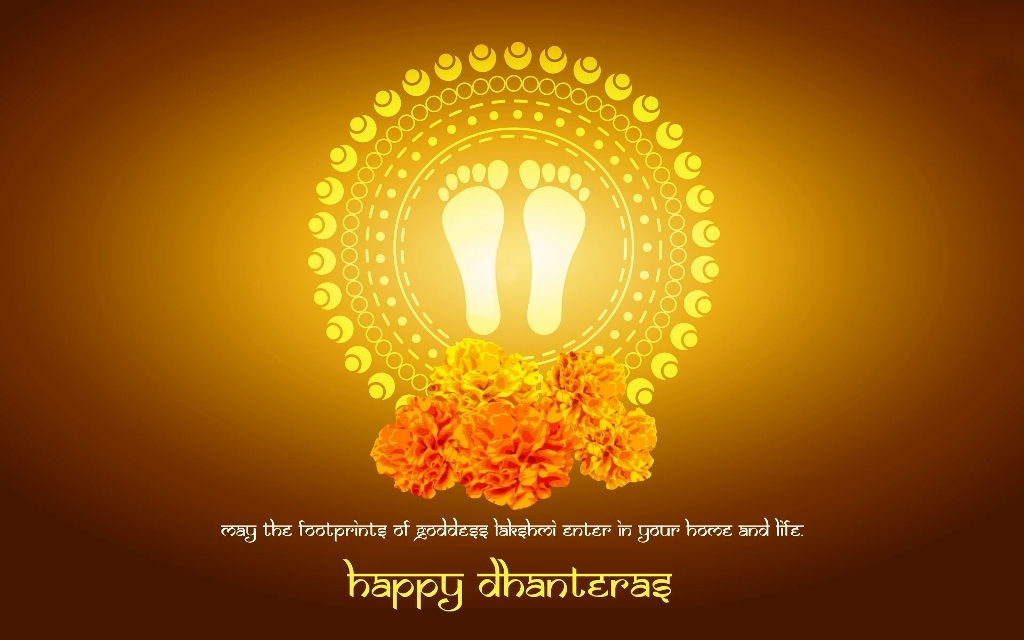 Happy Dhanteras 2014 HD Wallpapers, Images, Greetings, Photos Free Download