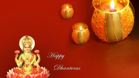 Happy Dhanteras 21st October 2014 HD Images, Wallpapers For WhatsApp, Facebook