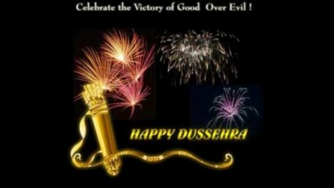 Top 3 Awesome Happy Navaratri Dussehra 2014 SMS, Quotes, Wishes, Messages WhatsApp, Facebook