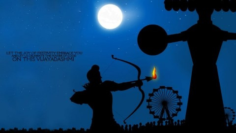 Top 2 Awesome Happy Dusshera 2014 Images, Pictures, Photos, Wallpapers