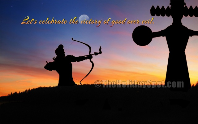 Happy Dussehra Festival 2014 HD Images, Wallpapers For Whatsapp, Facebook