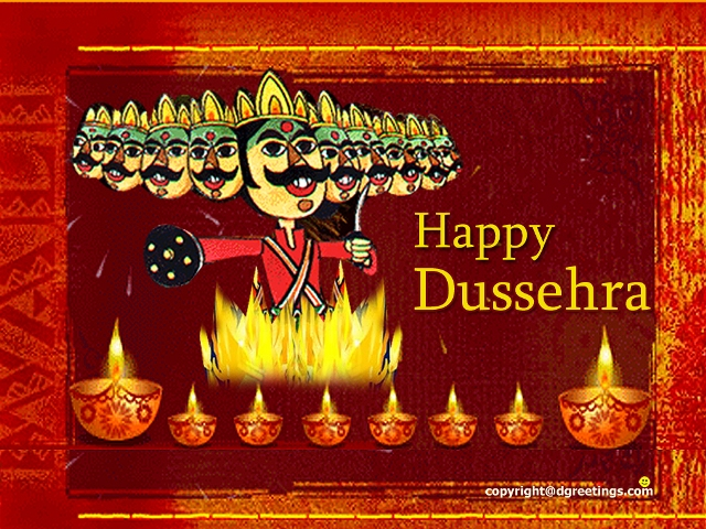 Top 3 Awesome Happy Dussehra Festival 2014 Images, Pictures, Photos, Wallpapers