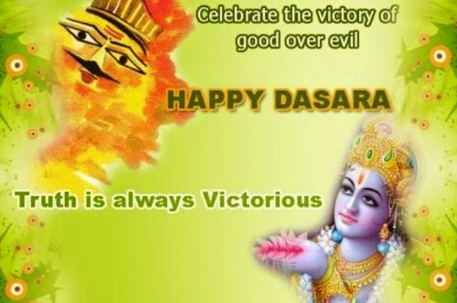 Happy Vijayadashami 2014 HD Wallpapers, Images, Wishes For Pinterest, Instagram