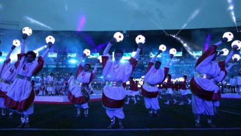 Hero ISL Grand Opening Ceremony 2014 HD Wallpapers for Twitter