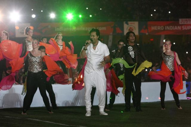 #LetsFootball Opening Ceremony Images, Photos, Wallpapers, Pictures For Facebook, WhatsApp 2014