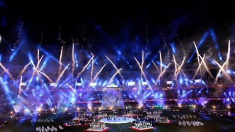 #LetsFootball Opening Ceremony Images, Photos, Wallpapers Free Download 2014