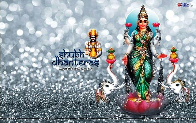 Dhanteras / Dhantrayodashi 2014 Puja Vidhi | Images | Muhurat | HD Wallpapers