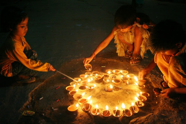 Diwali 2014 HD Wallpapers, Images, Wishes For Pinterest, Instagram