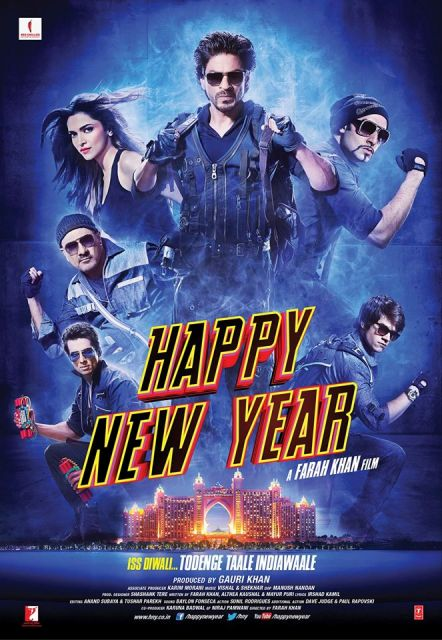 Happy New Year (Movie) 2014 HD Wallpapers, Images, Pictures For Pinterest, Instagram