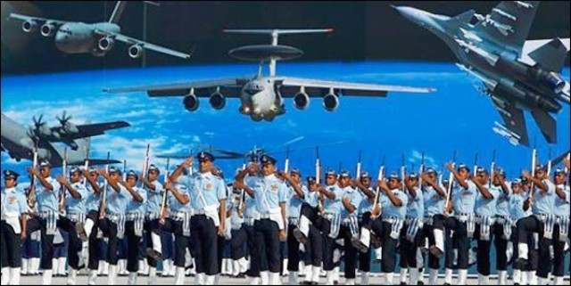 Indian Airforce Day 13