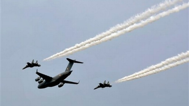 Indian Airforce Day 15