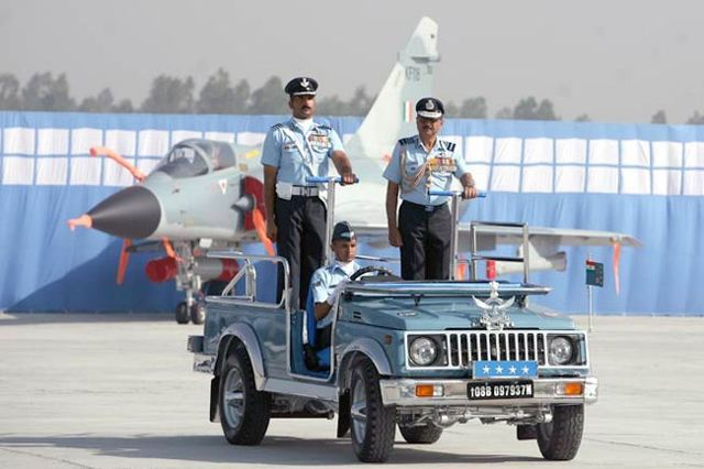 Indian Airforce Day 27