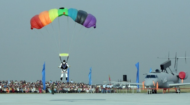 Indian Airforce Day 28