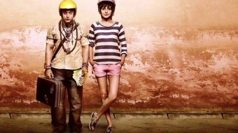 Latest 'PK The Film' 2014 Posters, HD Images, Photos, Wallpapers Free Download