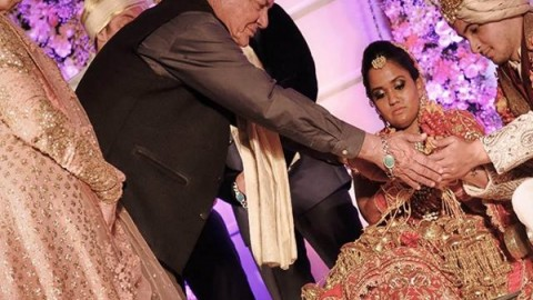 Arpita Khan Wedding Photos, Pictures, Images For WhatsApp, Hike