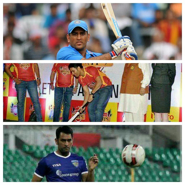 10 Superb #CaptainCool Tweets, Status Trending on Twitter