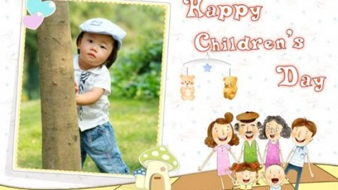 Children's Day 2014 : SMS, Greeting Cards, Wishes, Text Messages Free Download