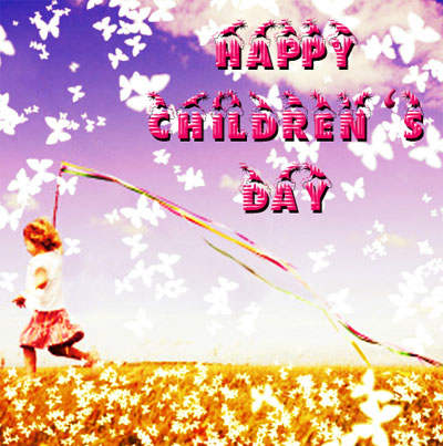 Happy Childrens Day 2014 HD Images, Wallpapers For Whatsapp, Facebook
