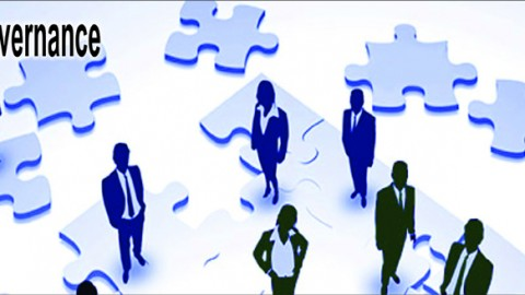 What is the meaning of Corporate Governance?