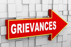 What Are The Guidelines For Handling Grievances?