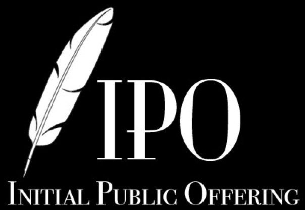 What is the meaning of IPO?