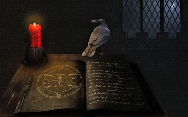 Happy Occult Day 2014 HD Images, Wallpapers, Greetings Free Download