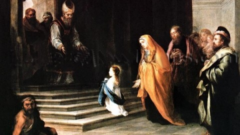 Feast of The Presentation of Mary Day 2014 Facebook Photos, WhatsApp Images, Wallpapers, Pictures