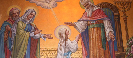 Happy Feast of The Presentation of Mary Day 2014 HD Images, Wallpapers For Pinterest, Instagram