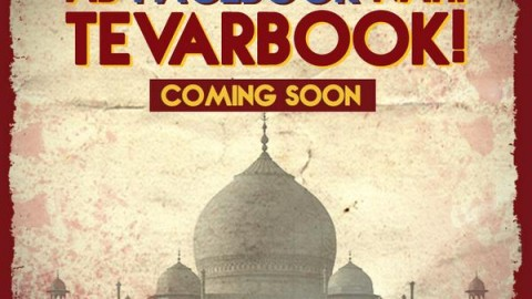 Is 'Tevarbook' An Innovative Idea Of Marketing For Hindi Movies?