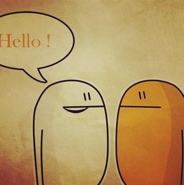 Happy World Hello Day 2014 HD Images, Wallpapers For WhatsApp, Facebook