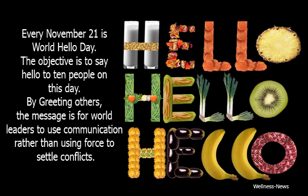 5 Amazing World Hello Day Images, Wallpapers, Photos For Facebook, WhatsApp